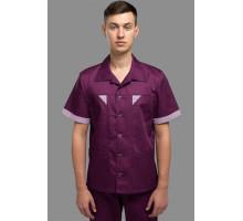 Мужская медицинская куртка Модель 2802